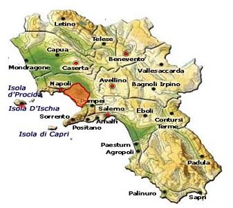 Vesuvio DOC area