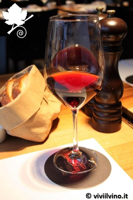 Vino rosso toscano di sangiovese