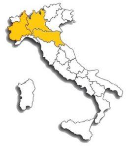 barbera - area di diffusione del vitigno