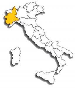 brachetto - area di diffusione del vitigno