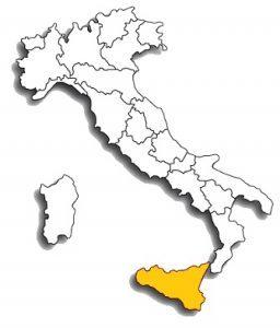 grillo - area di diffusione del vitigno