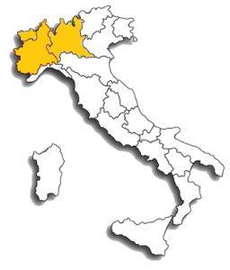 nebbiolo - area di diffusione vitigno