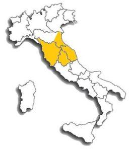 sangiovese - area diffusione del vitigno