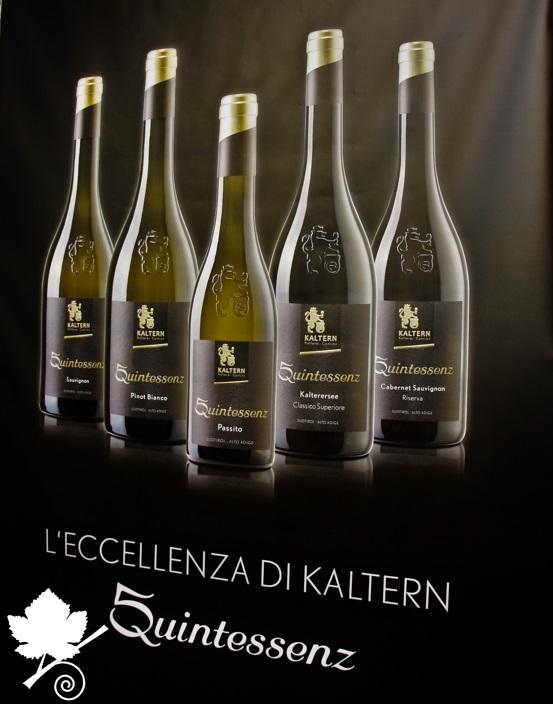 Alto Adige DOC La linea Quintessenz Kaltern