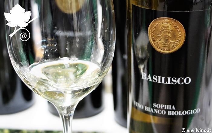 Cantine Basilisco Sophia - Vino Bianco