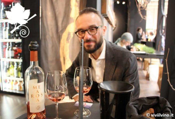 Diego Bosoni di Cantina Lunae
