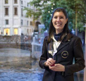 Francesca Penzo - AIS Miglior Sommelier del Veneto 2017