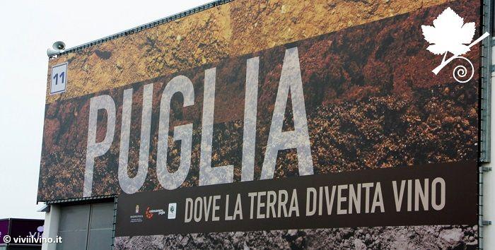 I vini della Puglia - Vinitaly 2018