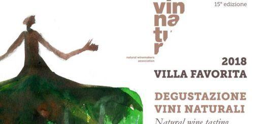 VinNatur - villa favorita 2018 - degustazione vini naturali