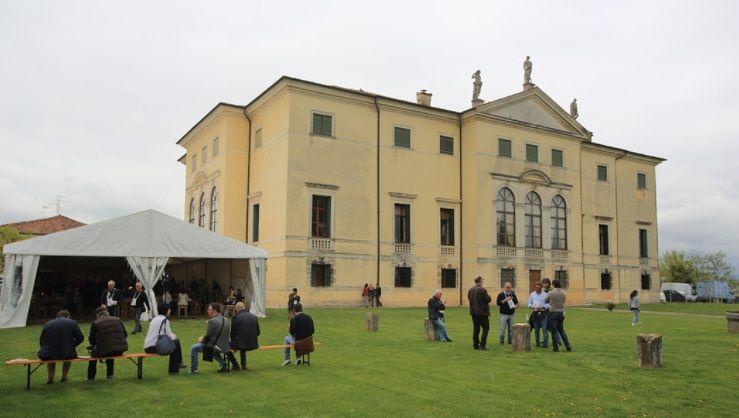 VinNatur - villa favorita a Sarego (Vicenza)