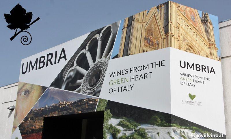 i vini dell'umbria - vinitaly 2018