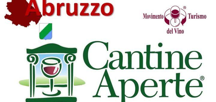 Cantine Aperte 2018 Abruzzo - elenco di tutte le cantine