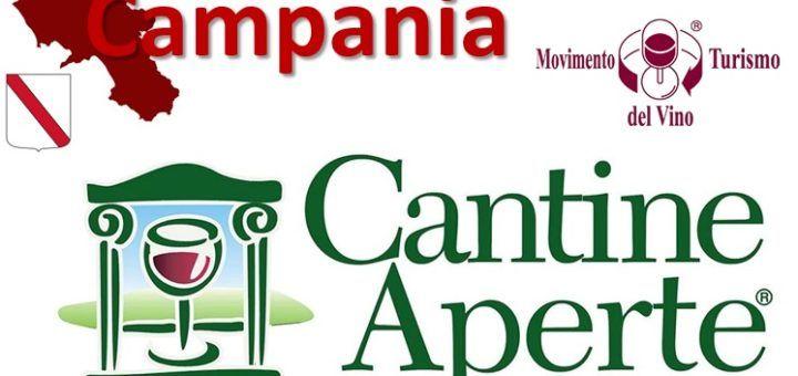 Cantine Aperte 2018 Campania - elenco di tutte le cantine aderenti