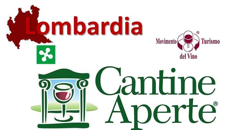 Cantine Aperte 2018 Lombardia - elenco di tutte le cantine