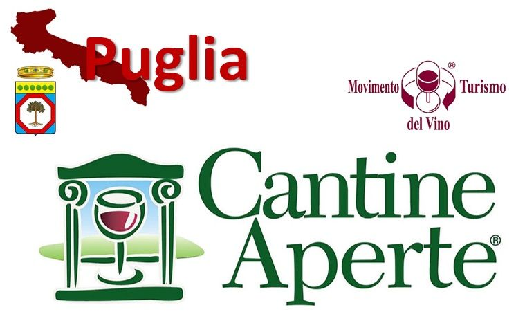 Cantine Aperte 2018 Puglia - elenco di tutte le cantine
