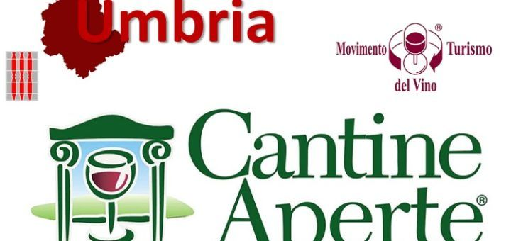 Cantine Aperte 2018 Umbria - elenco di tutte le cantine aderenti