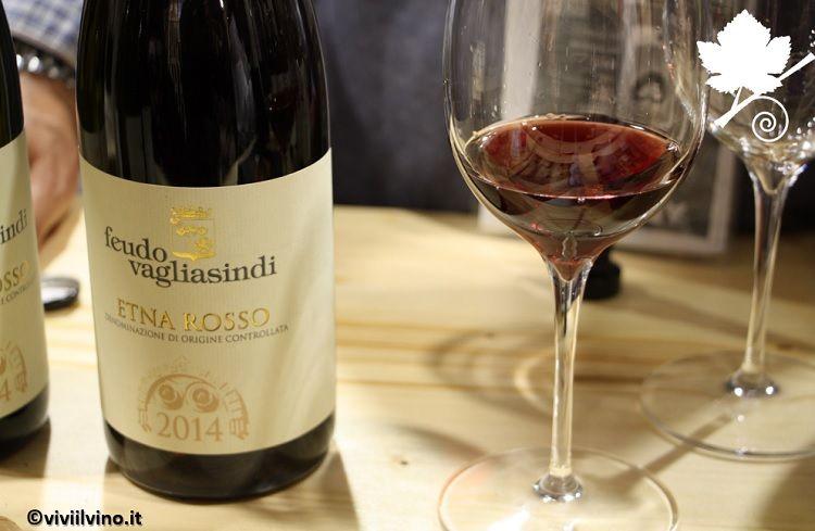 Etna Rosso DOC Feudo Vagliasindi 2014