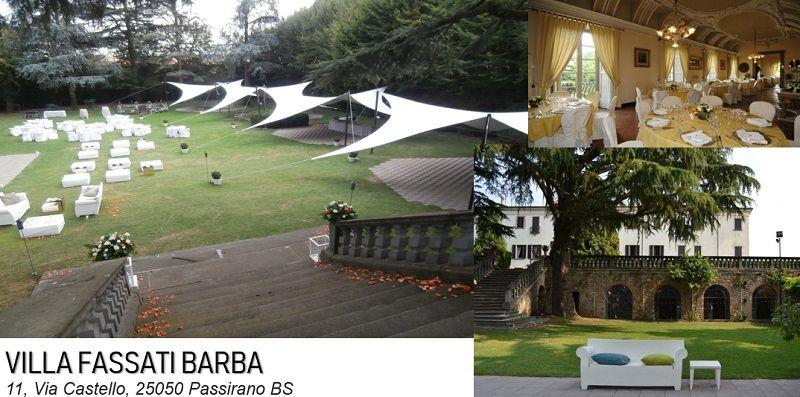 Franciacorta Summer Festival - Villa Fassati Barba