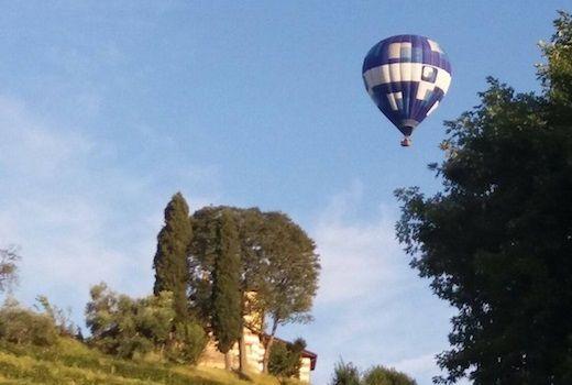 Franciacorta Summer Festival - voli in mongolfiera