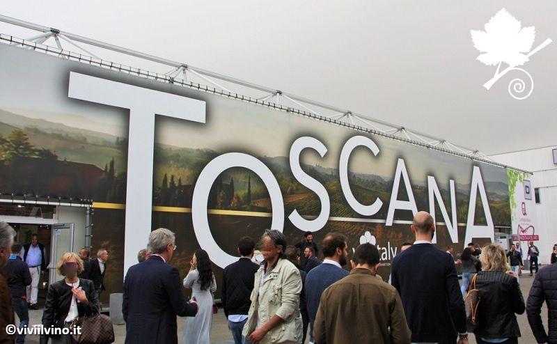 Toscana - Vinitaly 2018