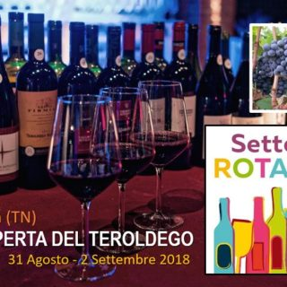 Mezzocorona - Alla scoperta del Teroldego - Settembre Rotaliano 2018