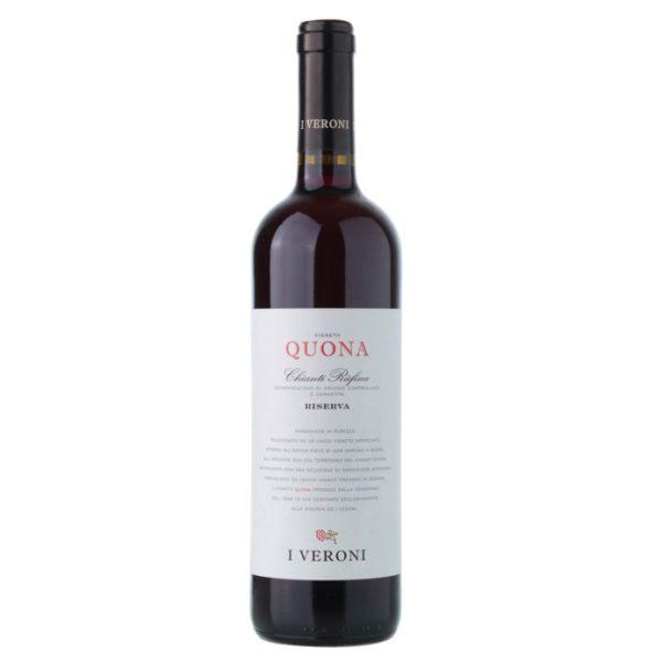 Chianti DOCG Rufina Riserva Quona I Veroni