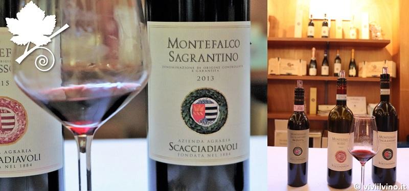 Montefalco Sagrantino DOCG Scacciadiavoli