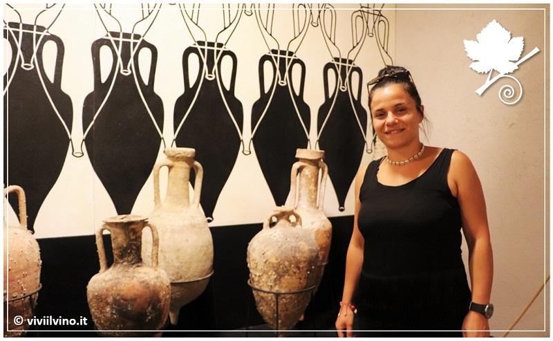 Museo del Vino di Torgiano - Lucia Maria Tremonte