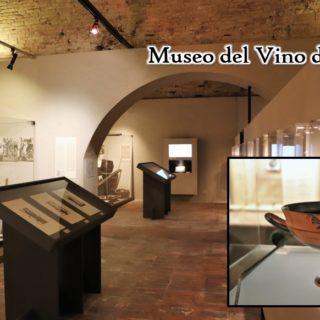 Museo del Vino di Torgiano - sale interne