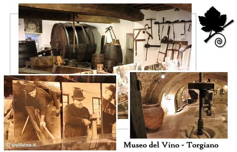 Museo del vino di Torgiano - Le tradizioni e la storia