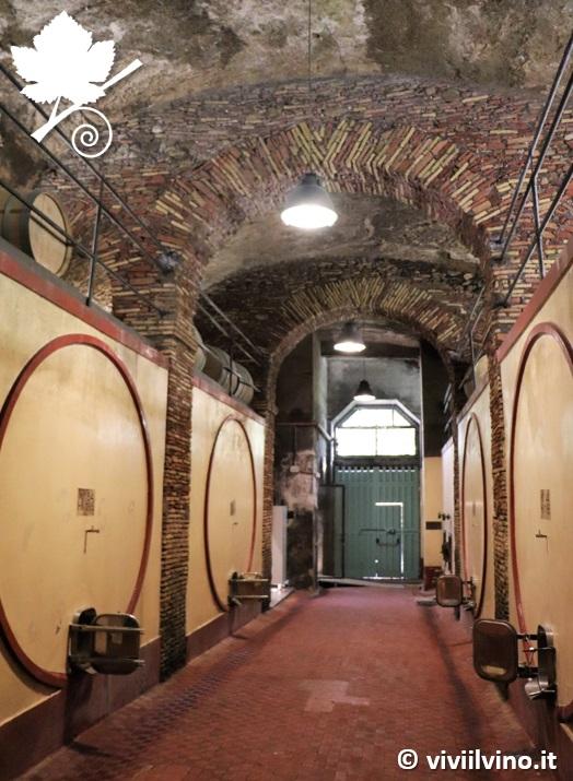 Cantina Castello di Torre in Pietra - Bottaia
