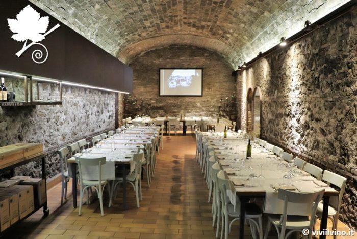 Cantina Castello di Torre in Pietra - Sala Ristorante