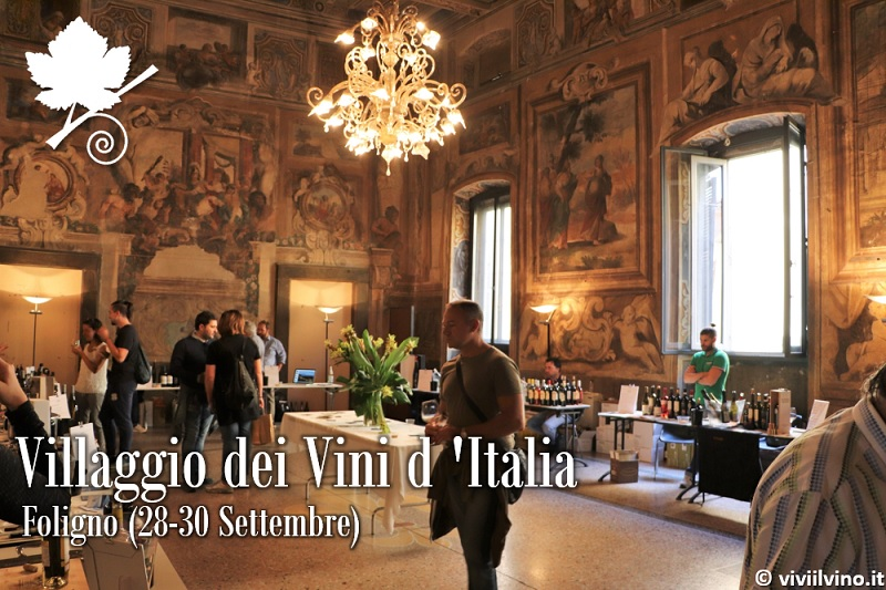 Villaggio dei Vini d'Italia - Foligno