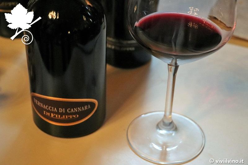 Villaggio dei vini d'Italia Foligno 2018 - Cantina Di Filippo - Vernaccia di Cannara