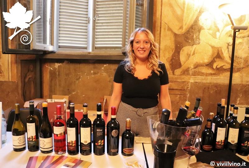 Villaggio dei vini d'Italia Foligno 2018 - Cantina Di Filippo