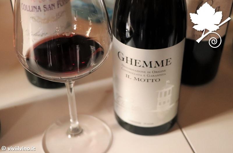 Villaggio dei vini d'Italia Foligno 2018 - Ghemme DOCG Il Motto