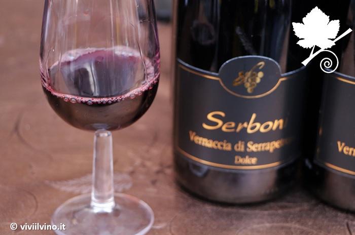 Cantina Serboni - Spumante rosso Vernaccia di Serrapetrona DOCG Dolce