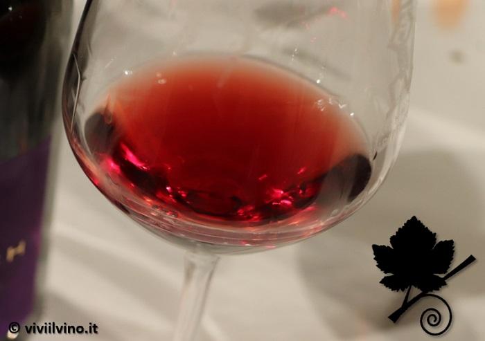 Pinot nero nel calice