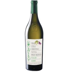 Friuli Colli Orientali DOC Pinot Bianco Tullio Zamò Le vigne di Zamò