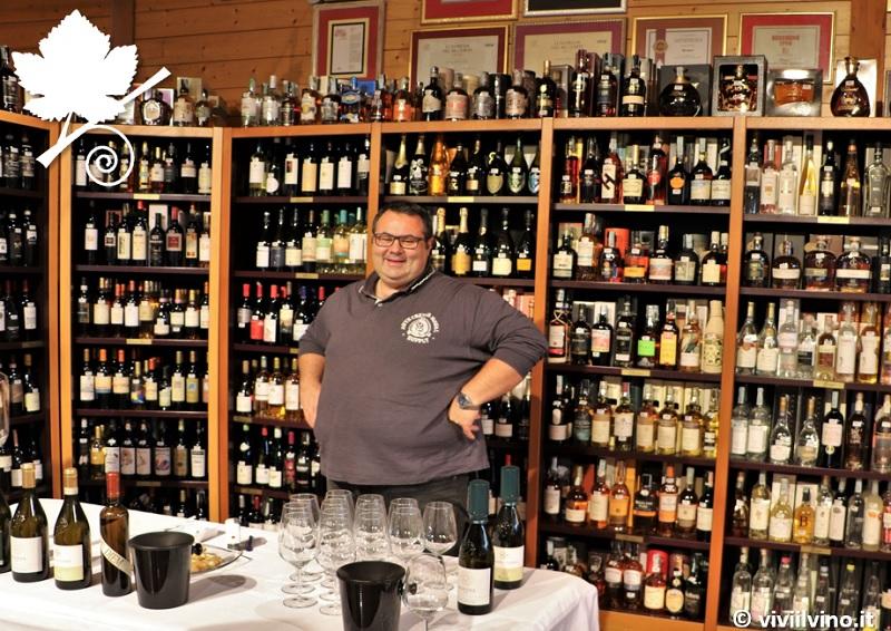 cantina belisario - i vini per la degustazione