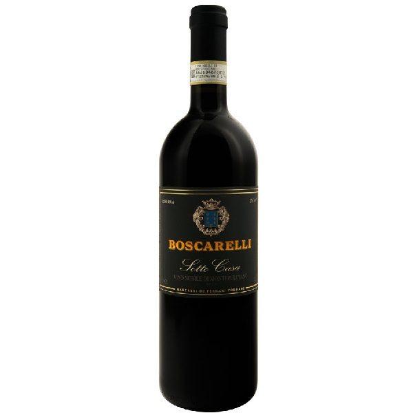 Vino Nobile di Montepulciano DOCG Riserva Sotto Casa Boscarelli