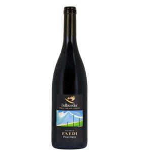 Trentino DOC Pinot Nero Riserva Faedi Bellaveder