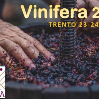 Vinifera 2019 Forum e Salone di Trento 23 24 Marzo