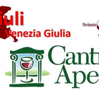 Cantine Aperte 2019 Friuli Venezia Giulia - Elenco delle cantine aderenti