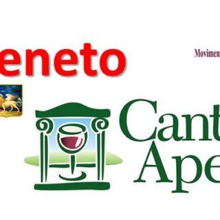 Cantine Aperte 2019 Veneto - Elenco delle cantine aderenti