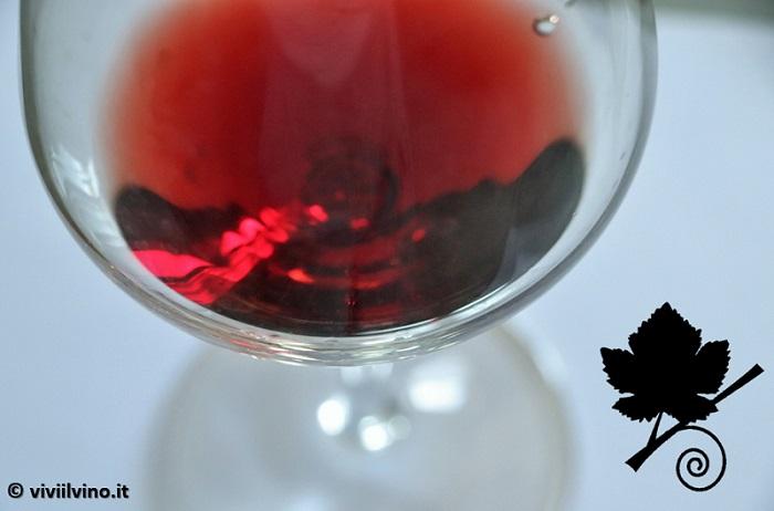 Gattinara DOCG - Calice di vino rosso