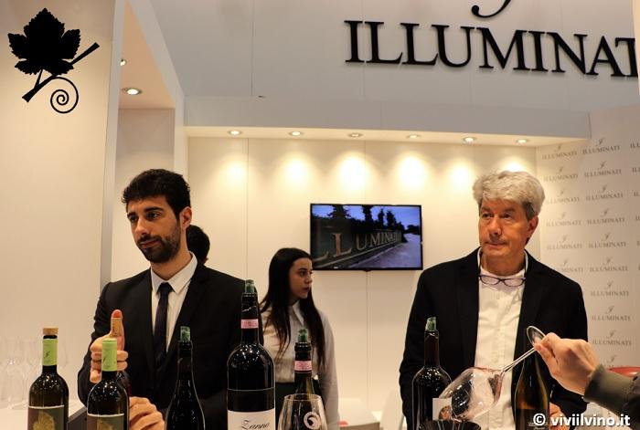 Vinitaly 2019 Abruzzo - Cantina Illuminati Stand