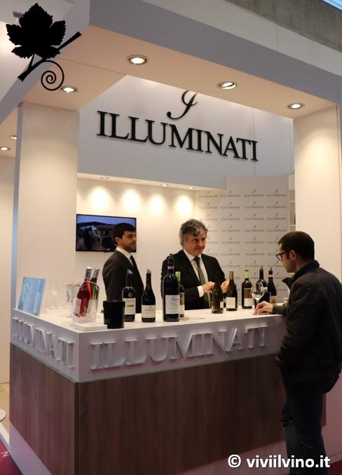 Vinitaly 2019 Abruzzo - Cantina Illuminati