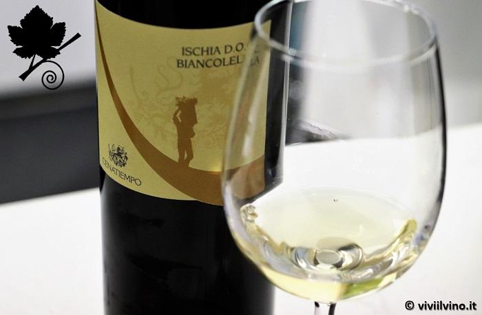 Vinitaly 2019 Campania - Biancolella Ischia DOC Cenatiempo