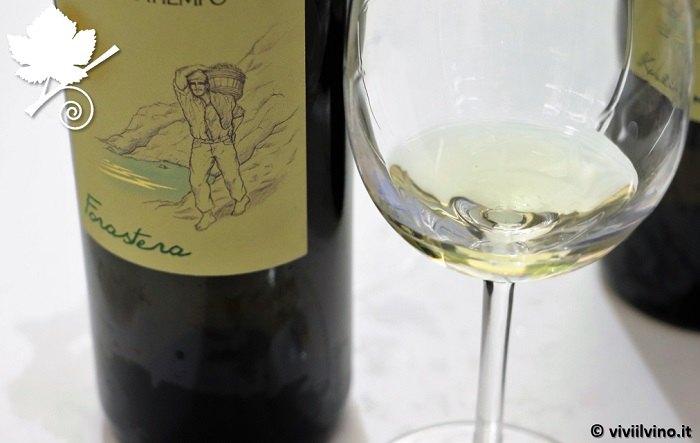 Vinitaly 2019 Campania - Forastera Cenatiempo